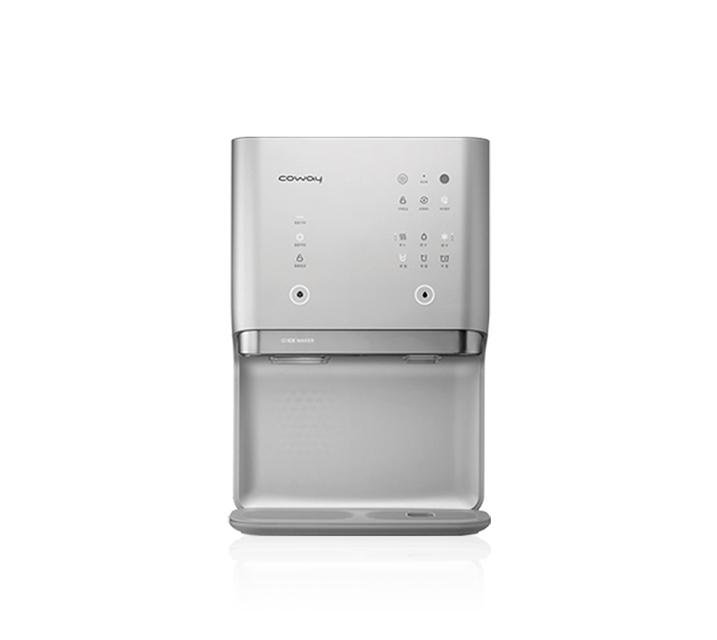 [G] 코웨이 냉얼음정수기 아이스 새틴실버 CPI-6500L / 월43,500원
