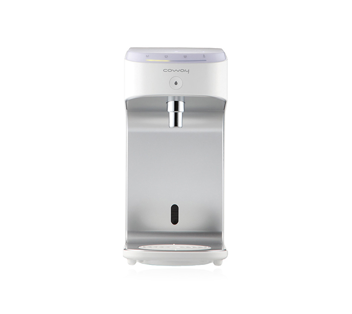 [G] 코웨이 한뼘2 초절전 직수형 냉온정수기 CHP-340N / 월33,900원