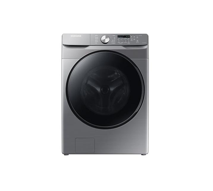 [L] 삼성 그랑데 세탁기 21 kg 이녹스 WF21T6000KP / 월43,600원