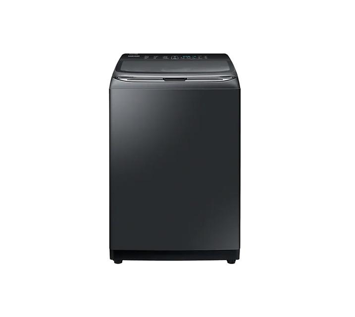 [L] 삼성 전자동 세탁기 18 kg 블랙 케비어 WA18T7650KV / 월19,900원
