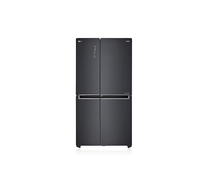 [S] LG 디오스 매직스페이스 냉장고 맨해튼 미드나잇 821L S833MC55Q / 월 59,000원
