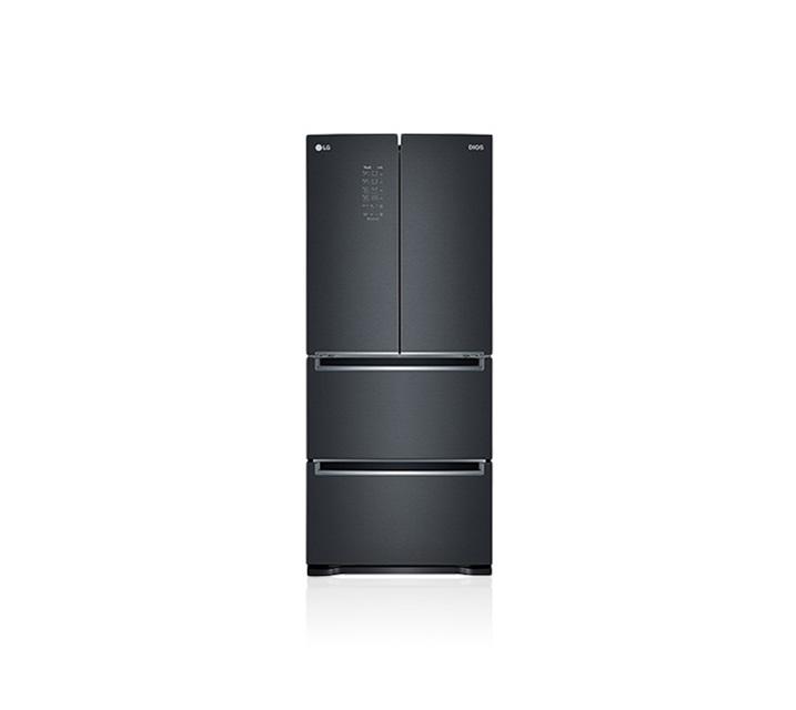 [S] LG 디오스 김치냉장고 402L 맨해튼 미드나잇 K410MC19E / 월62,500원