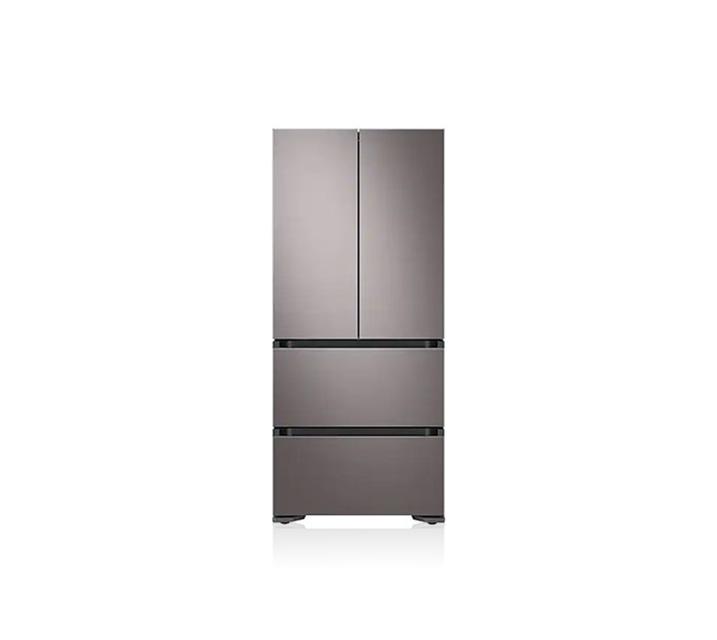 [S] 삼성 비스포크 김치냉장고 4도어 486L 브라우니쉬 실버 RQ48T94C1T1 / 월66,000원