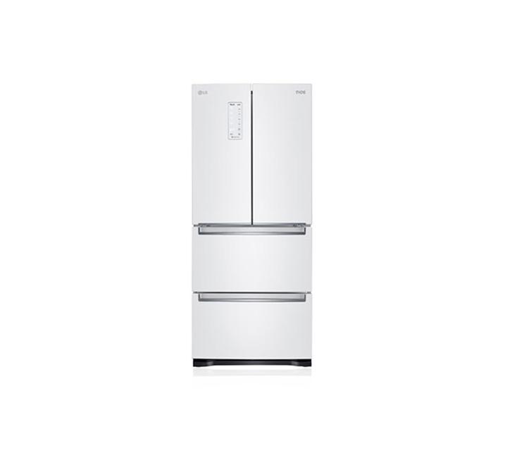 [S] LG 디오스 김치톡톡 스탠드형 김치냉장고 402L 화이트 K410W14E  / 월54,500원